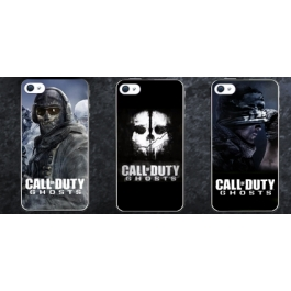 Coque iPhone 4 et 4S Call of Duty Ghosts