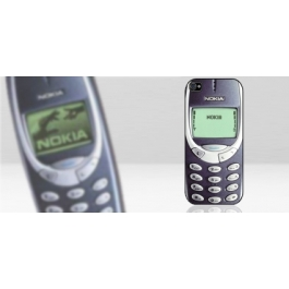 Coque vintage Nokia 3310 iPhone 4 et 4S