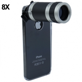Objectif Zoom 8x iPhone 5