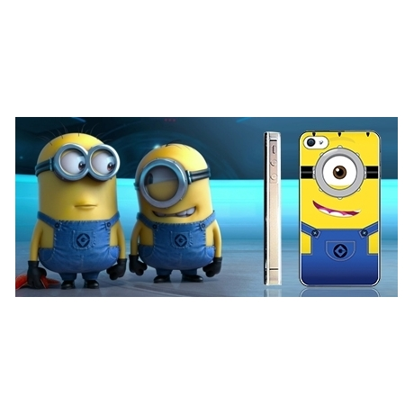 Coque minion moi moche et m chant iphony - Mechant minion ...