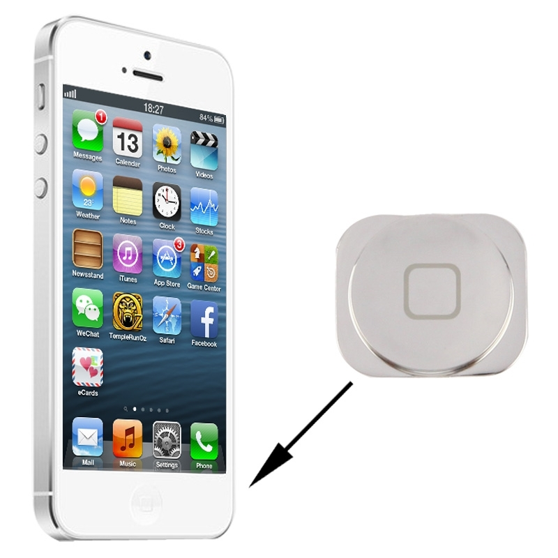 Changer Bouton Home Iphone  S