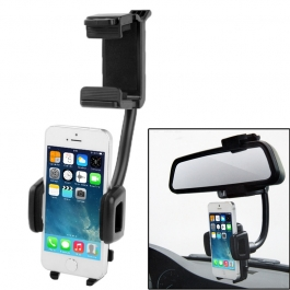 Support voiture rétroviseur iPhone