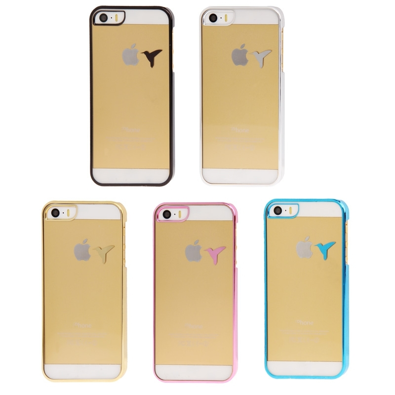coque iphone 5 5s transparente oiseau iphony. Black Bedroom Furniture Sets. Home Design Ideas
