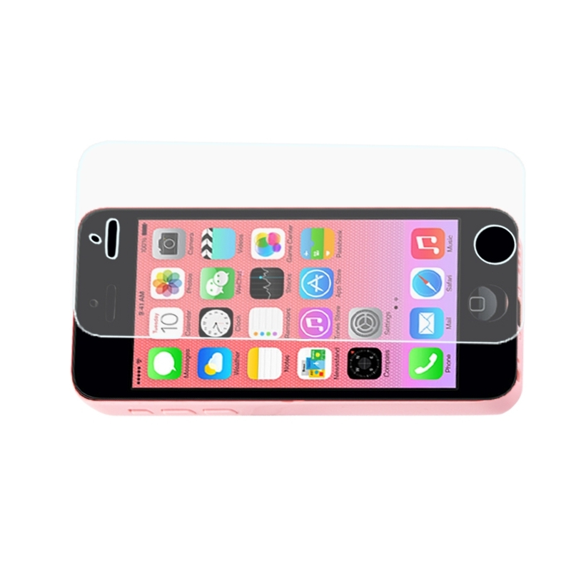 film de protection en verre tremp iphone 5c iphony. Black Bedroom Furniture Sets. Home Design Ideas