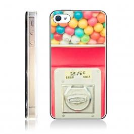 Coque iPhone 4 et 4S distributeur à bonbons vintage