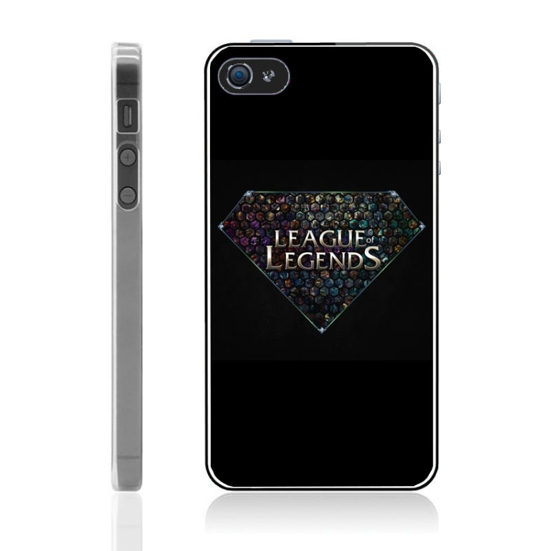 coque iphone 5 league of legends