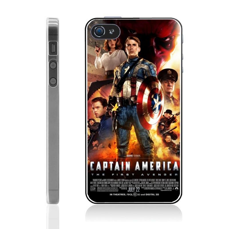 coque iphone x captain america
