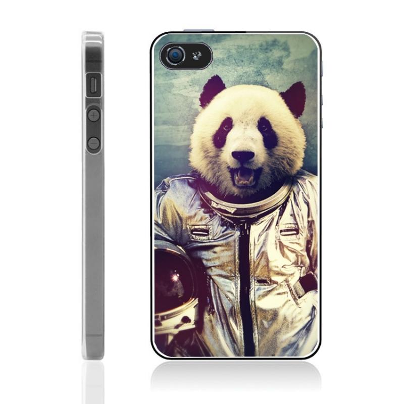 Coque iphone 5 et 5s animaux astronautes iphony - Fabriquer une coque de telephone ...