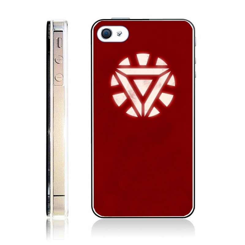 coque iphone 6 plus iron man