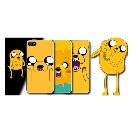 coque iphone 5 adventure time