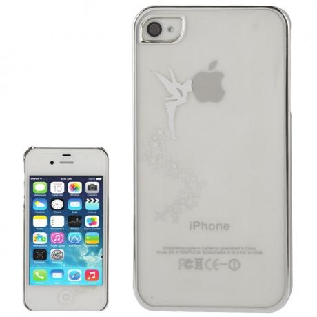 coque iphone 8 silicone fée clochette