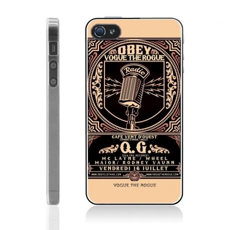 coque iphone 5 5s obey vintage