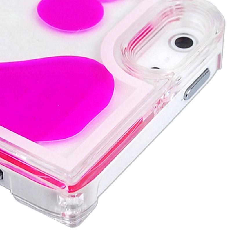 coque iphone 5 silicone poisson