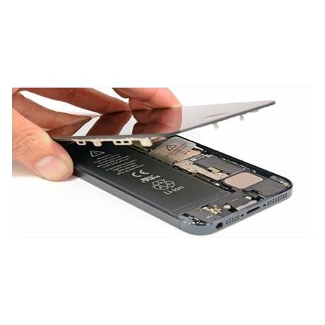 Ecran de remplacement complet iPhone 5C : LCD + dalle tactile + Cadre