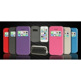 Housse Side open iPhone 5C