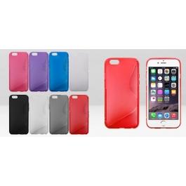 Coque en silicone S-Line iPhone 6 Plus