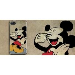 Coque iPhone 4 et 4S Mickey Moustache