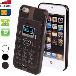 Coque Mobile 2 en 1 pour iPhone 5