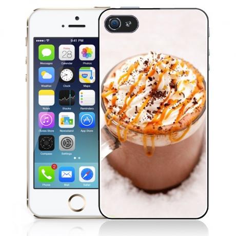 Coque iPhone 4 et 4s Desserts Gourmands