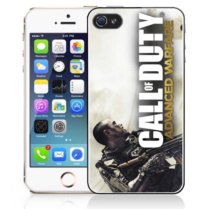 coque iphone 5 5s call of duty advanced warfare