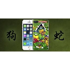 Coque iPhone 5 et 5s Tortues Ninja Comics