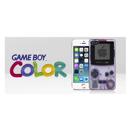 Coque iPhone 4 et 4S Game Boy Color