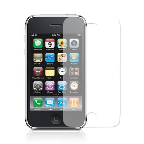Film de protection écran pour iPhone (modèle au choix)