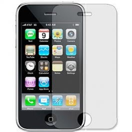 Film de Protection d'écran invisible pour iPhone 3GS/3G