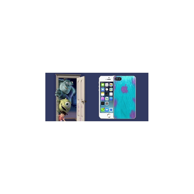 coque iphone 5 monstre et cie