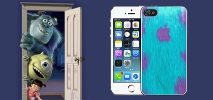 coque iphone 7 plus monstre et cie