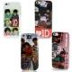 Coque de protection en plastique motif One direction iPhone 5