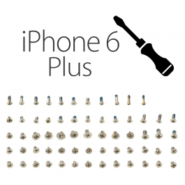 Lot complet de vis iPhone 6 Plus