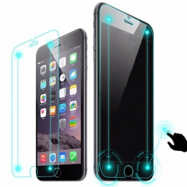 Vitre de protection en verre trempé iPhone 6 et 6 Plus Smart Touch