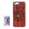 Coque Iphone 6 / 6S en bois motif Appareil Photo
