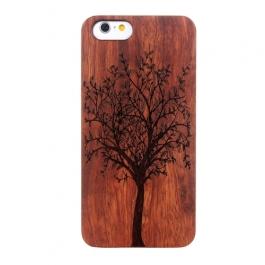 coque Iphone 6 / 6S en bois motif Arbre