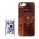 coque Iphone 6 / 6S en bois motif Caméra