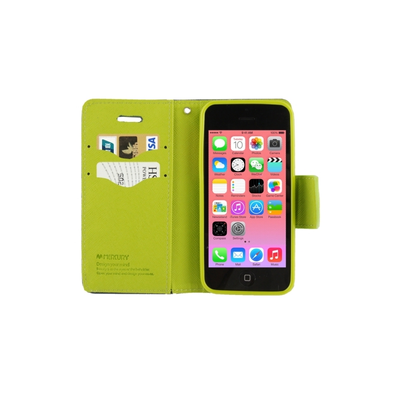 adam4adamradar mobile iphone housse iphone 5c rabat porte cartes int 233 gr 233 vert bleu 1338