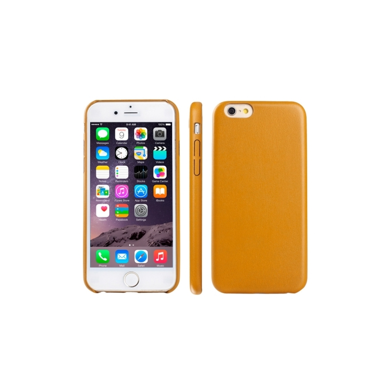 coque iphone 7 plus moutarde