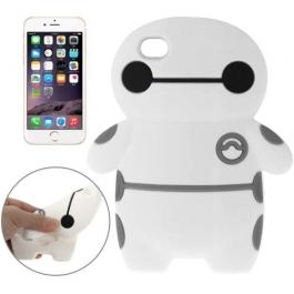 coque iPhone 6 plus / 6S plus silicone 3D robot