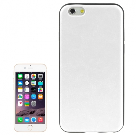 coque iphone 6 cuir blanc