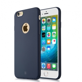 coque iPhone 6 plus / 6S plus TPU Baseus - Bleu marine
