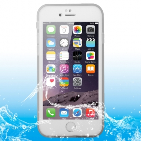 Coque iPhone 6 / 6S HAWEEL Waterproof - Blanc