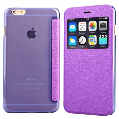 coque iphone 6 s violet