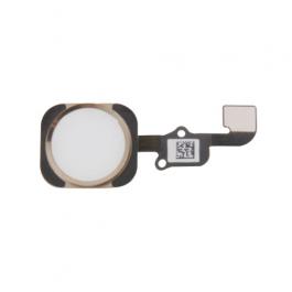 Bouton Home de remplacement capteur d'empreinte iPhone 6S / 6S Plus - Or