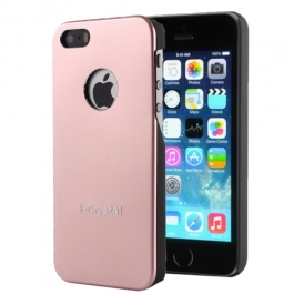 Coque iPhone 5 / 5S / SE i-Crystal - Rose