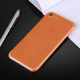 Coque ultra slim pour iPhone 7 orange