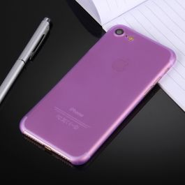 Coque ultra slim pour iPhone 7 violet