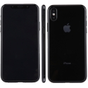 Modèle de présentation iPhone X Factice - Noir