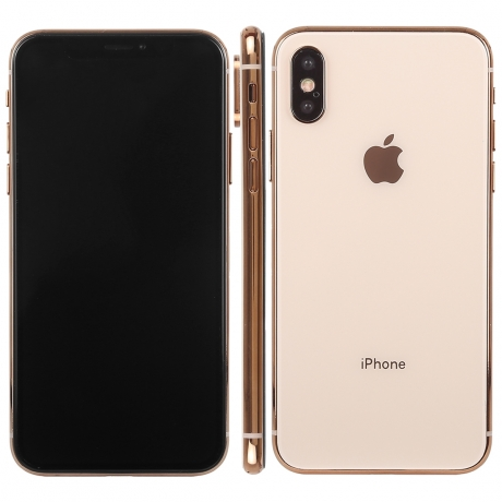 Modèle de présentation iPhone XS Factice - Gold