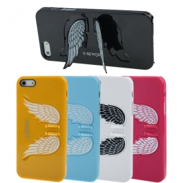 Coque Papillon Stand iPhone 5